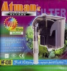 Filtro Externo Atman Hf300 Hf0300 Hf-300 Hf 300 220v.220v.  - KZ Power