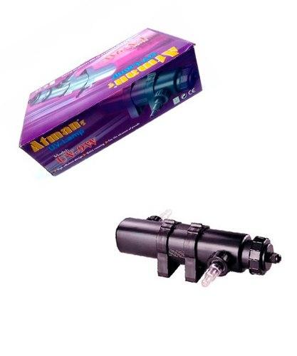 Filtro Uv 9w Atman Ultra Violeta Para Aquários E Lagos 220v.  - KZ Power