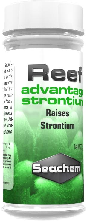 Reef Advantage Strontium 70gr Stroncio p/ Marinho  - KZ Power