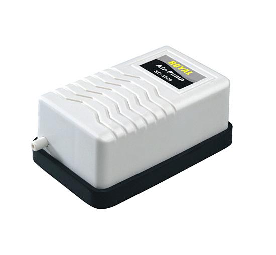 Compressor de ar p/ aquarios SC-3500 220v.  - KZ Power