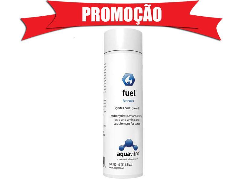 Aquavitro Seachem Fuel 350ml Suplemento Aquário Marinho  - KZ Power