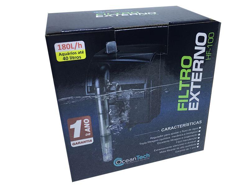 Filtro Externo Oceantech HF100 HF-100 110v/127v.  - KZ Power