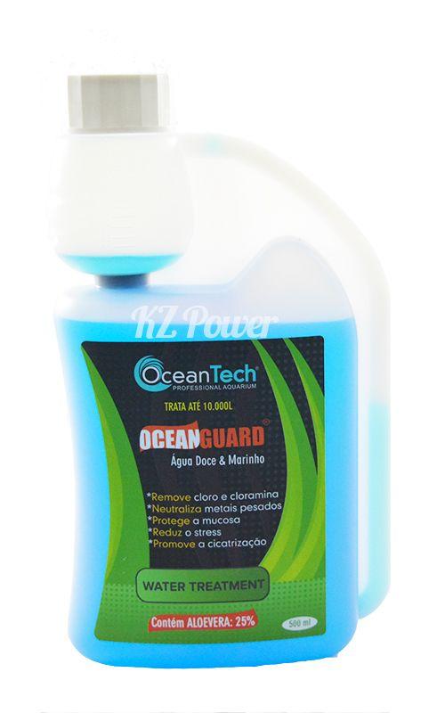 Ocean Guard 500 Ml - Remove Cloro,cloramina - Anticloro  - KZ Power