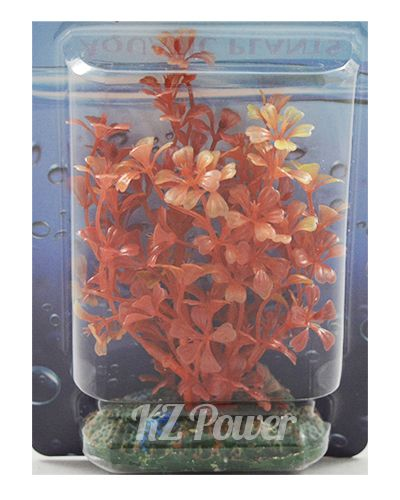 Planta Artificial P/ Aquarios 13cm Mydor 13101  - KZ Power