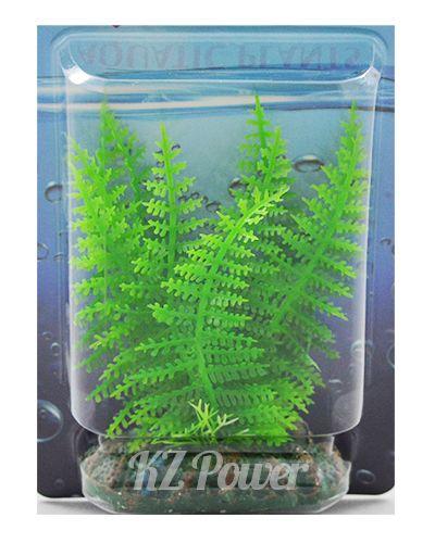 Planta Artificial P/ Aquarios 13cm Mydor 1326  - KZ Power