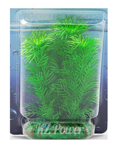 Planta Artificial P/ Aquarios 13cm Mydor 1329  - KZ Power