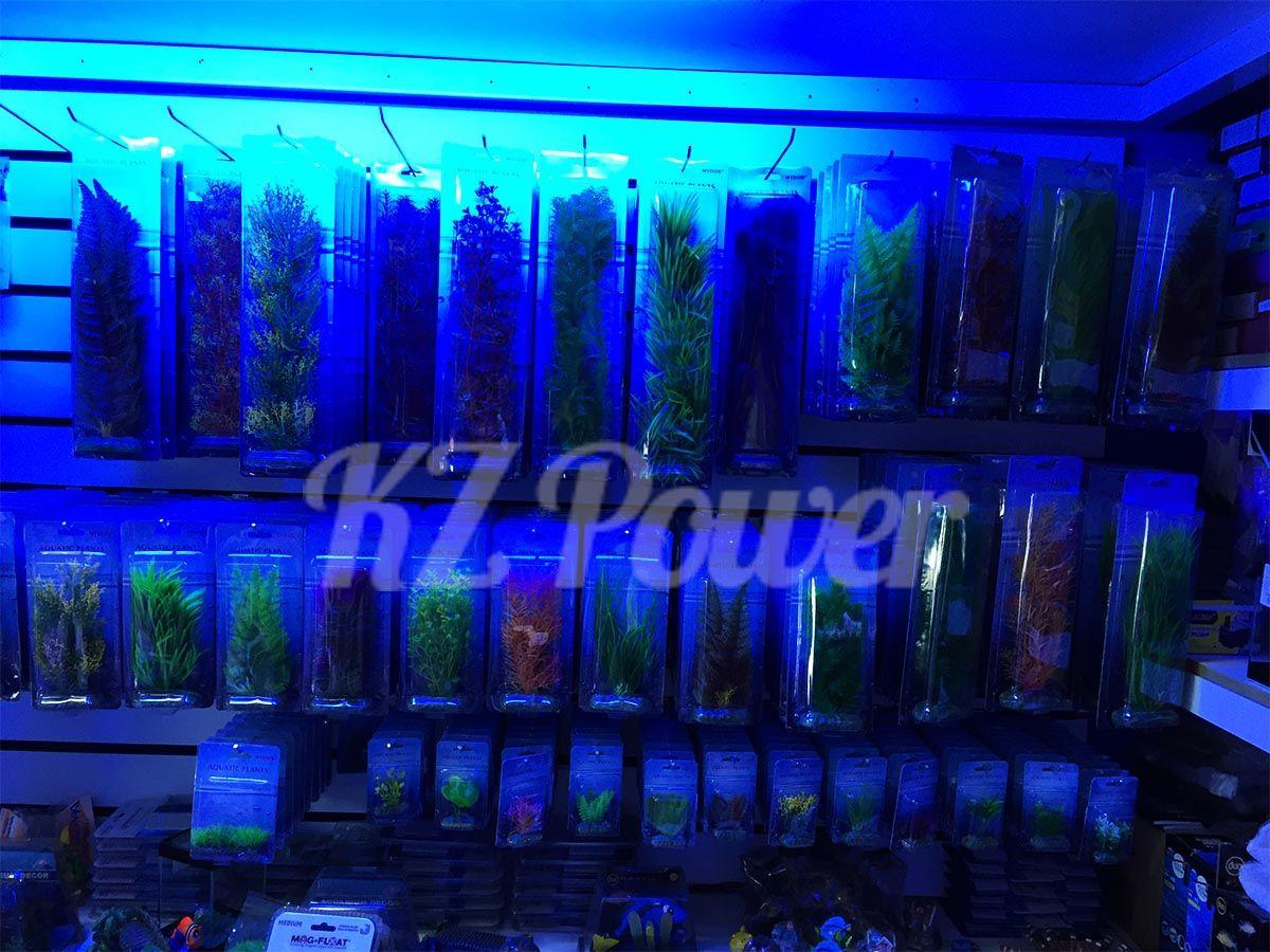 Planta Artificial P/ Aquarios 13cm Mydor 1339  - KZ Power