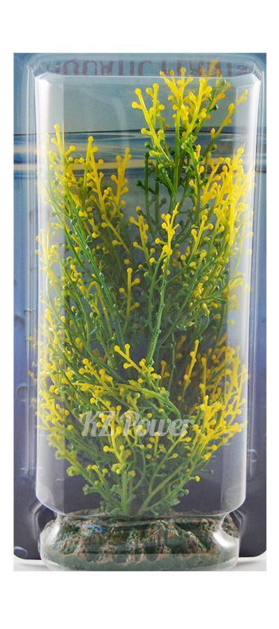 Planta Artificial P/ Aquarios 20cm Mydor 20086  - KZ Power