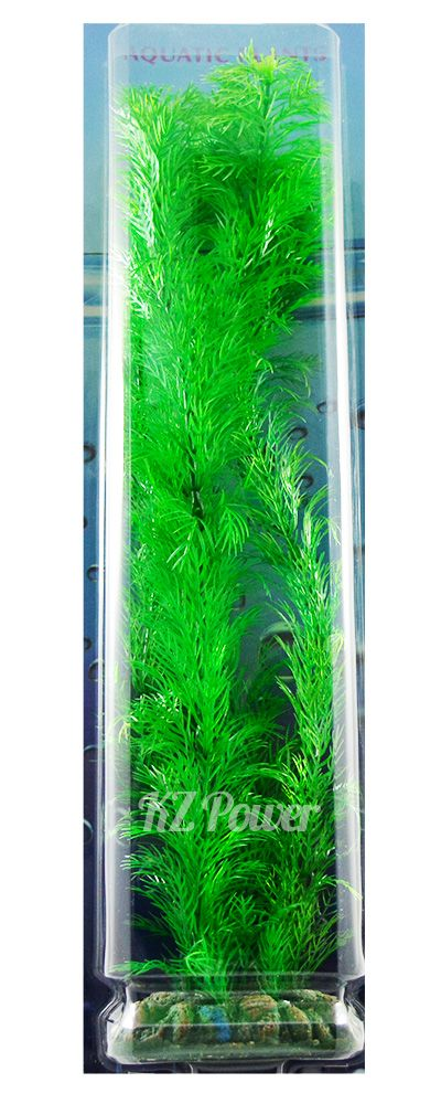 Planta Artificial P/ Aquarios 40cm Mydor 4041  - KZ Power