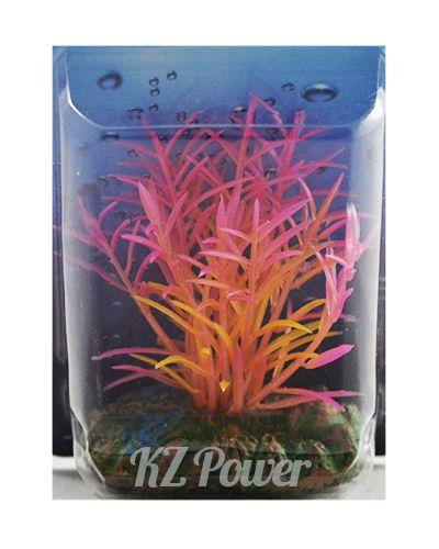 Planta Artificial P/ Aquarios 4cm Mydor 0422  - KZ Power