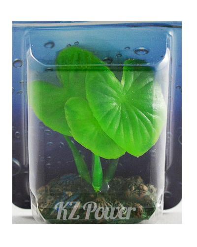 Planta Artificial P/ Aquarios 4cm Mydor 0455  - KZ Power
