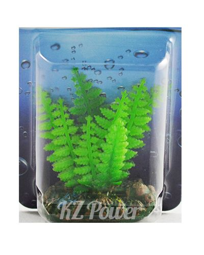 Planta Artificial P/ Aquarios 4cm Mydor 0457  - KZ Power