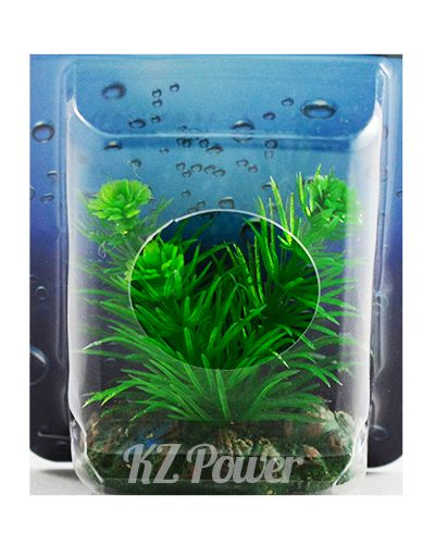 Planta Artificial P/ Aquarios 4cm Mydor 0464  - KZ Power