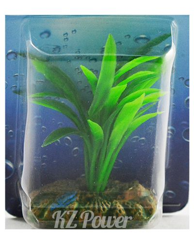 Planta Artificial P/ Aquarios 4cm Mydor 0474  - KZ Power