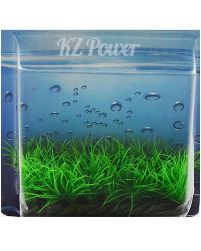 Planta Artificial P/ Aquarios 8 X 3 cm Mydor 0353  - KZ Power