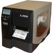 Impressora de Etiquetas Térmica Industrial - ZM400 - Peel OFF - Zebra