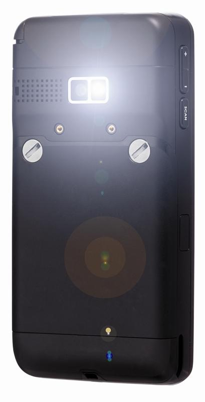 Coletor de dados H22  - Opticon
