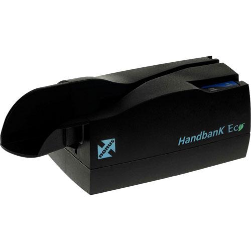 Leitor de Cheques  e boletos Handbank Eco 10 - Nonus