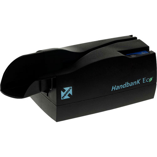 Leitor de Boletos Handbank Eco 30 - Nonus