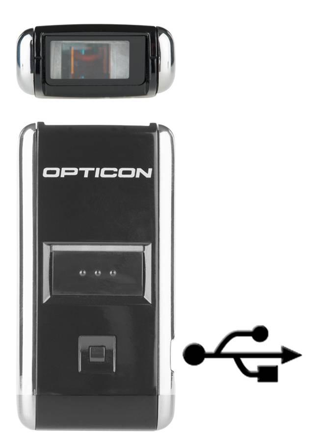 Coletor de dados OPN2001 – Opticon