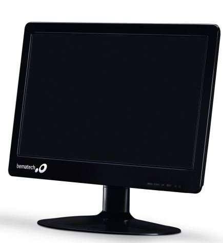"Monitor Bematech LED 15,6"" Lm-15"