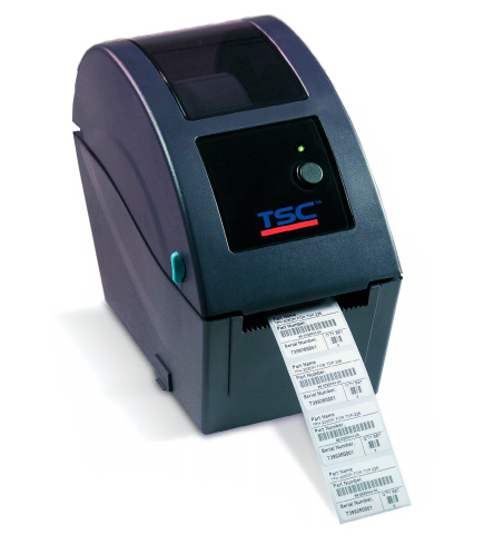 Impressora de Etiquetas Térmica - TTP 225 - TSC