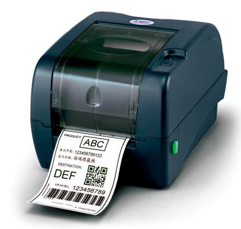 Impressora de Etiquetas Térmica - TTP 247 - TSC