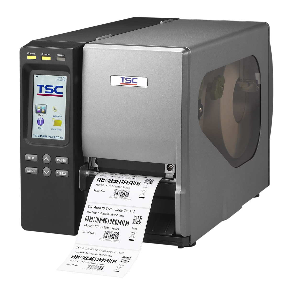 Impressora de Etiquetas Térmica Industrial - TSC TTP-346MT