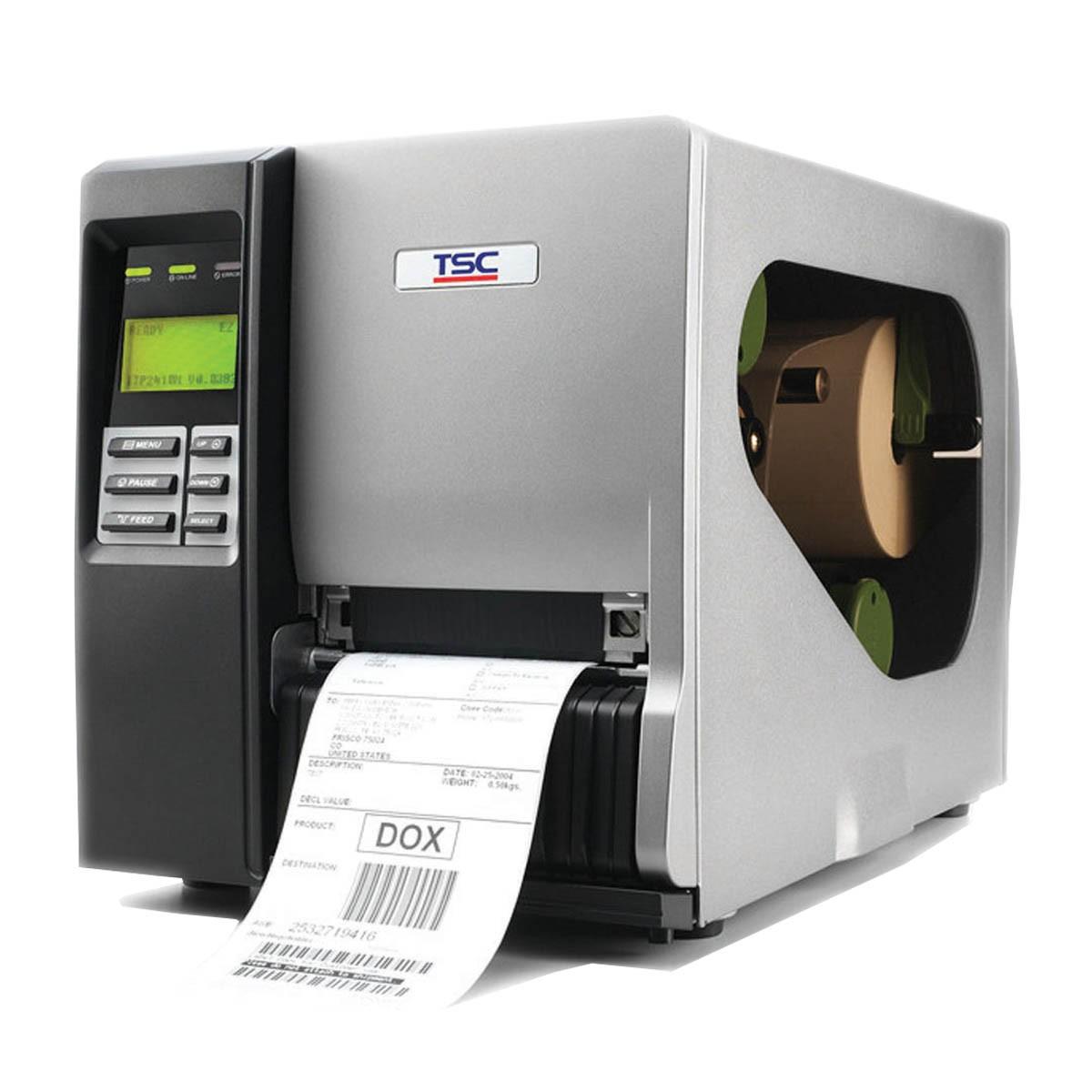 Impressora de Etiquetas Térmica - TTP 246M PRO - TSC