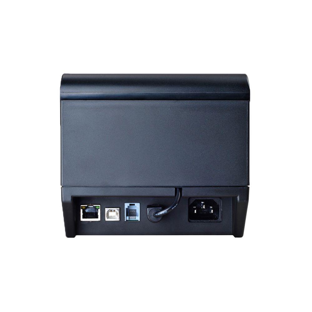 Impressora Térmica Não Fiscal 80mm TI808USC, TIGER, 200mm/s, QR-Code, Guilhotina, Fonte Embutida, USB/LAN