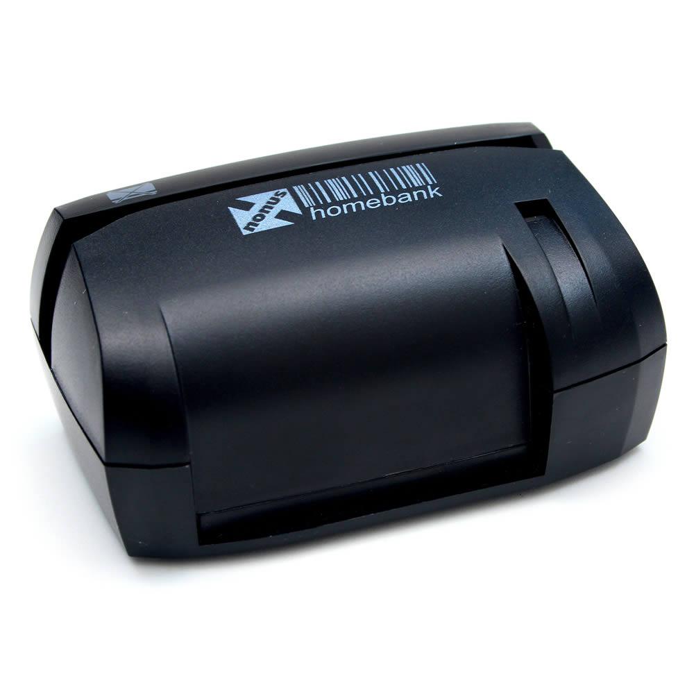 Leitor de Boletos Homebank USB - Nonus