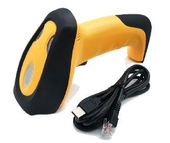 Leitor de Codigo de Barras A-Imager 1D/2D TI 6200HP, TIGER, Industrial de Alta Performance. Com Cabo USB