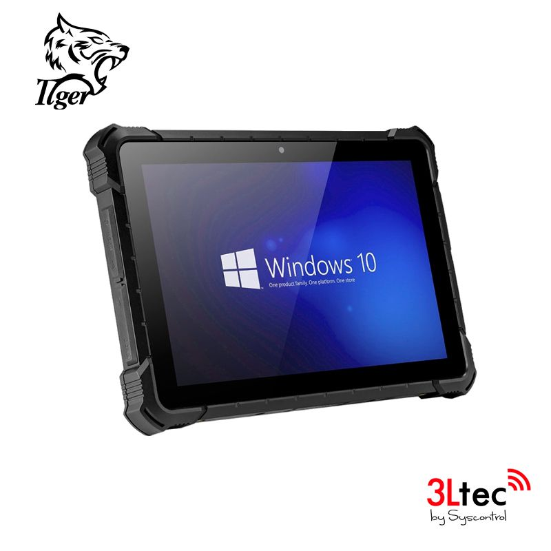 Tablet Industrial TI-11W, Windows 10 4GB/64GB WIFI/BT