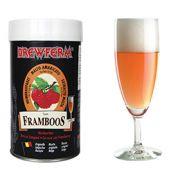 Kit de Extrato Framboos - Brewferm 12 Litros