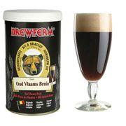 Kit de Extrato Old Flemish Brown - Brewferm 12 Litros