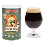Kit de Extrato Oranje Bock - Brewferm 12 Litros