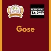Kit de Insumos BRASSAGEM FORTE Gose (Opções de 10 a 60L)