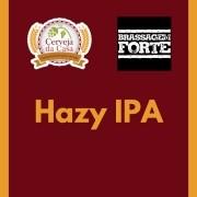 Kit de Insumos BRASSAGEM FORTE Hazy IPA (Opções de 10 a 60L)