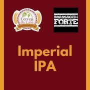 Kit de Insumos BRASSAGEM FORTE Imperial IPA (Opções de 10 a 60L)