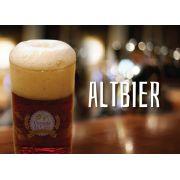 Kit de Insumos Cerveja Artesanal Altbier
