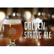 Kit de Insumos Cerveja Artesanal Belgian Golden Strong Ale