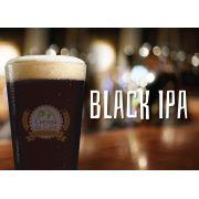 Kit de Insumos Cerveja Artesanal Black IPA (Opções de 10 a 60L)