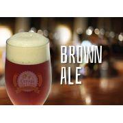 Kit de Insumos Cerveja Artesanal Brown Ale