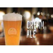 Kit de Insumos Cerveja Artesanal Cream Ale