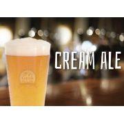 Kit de Insumos Cerveja Artesanal Cream Ale (Opções de 10 a 60L)