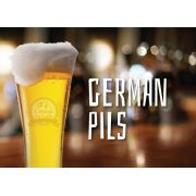Kit de Insumos Cerveja Artesanal German Pils (Lager)