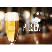 "Kit de Insumos Cerveja Artesanal Estilo Adaptado ""Pilsen"" Ale (Opções de 10 a 60L)"