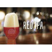 Kit de Insumos Cerveja Artesanal Red IPA (Opções de 10 a 60L)