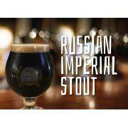Kit de Insumos Cerveja Artesanal Russian Imperial Stout - RIS (Opções de 10 a 60L)