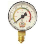 Manômetro Controlador de Pressão